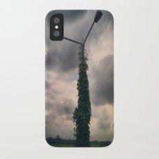 Light Post iPhone X Slim Case