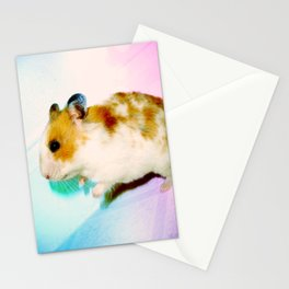 Pixi the Hamster Stationery Cards