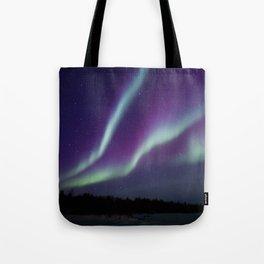 Northern Lights 4 Tote Bag