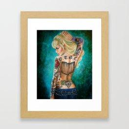 OTGC-2012 Calendar Cover image Framed Art Print