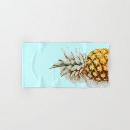 Summer Pineapple Hand & Bath Towel