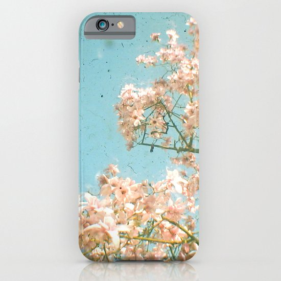 Magnolia Tree iPhone & iPod Case
