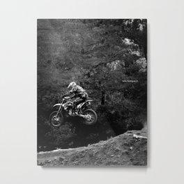 Jump MX Metal Print