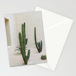 Cabo Cactus VI Stationery Cards