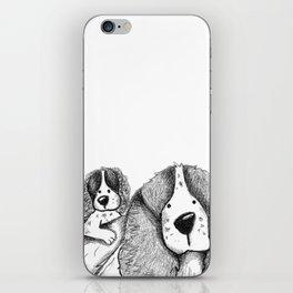 Velcro Dog iPhone Skin