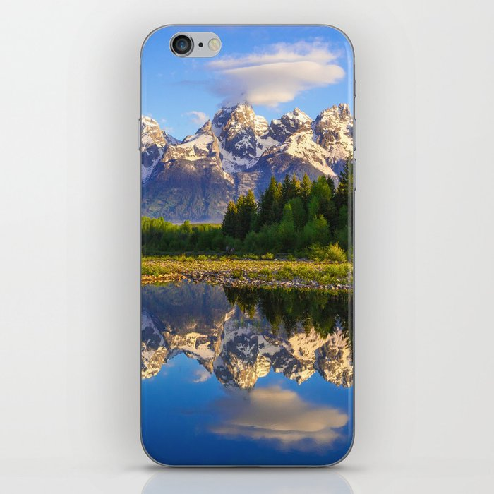 Grand Teton National Park iPhone Skin