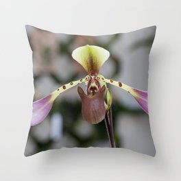 orchids 16.6 Throw Pillow