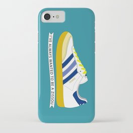 I've Always Wanted to be a Zissou - The Life Aquatic iPhone Case