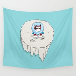 Muso Eskimo Adventure Wall Tapestry