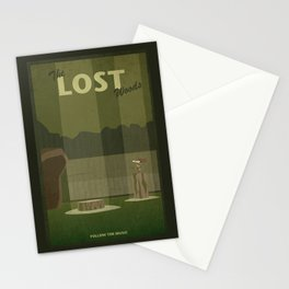 Lost Woods Stationery Cards