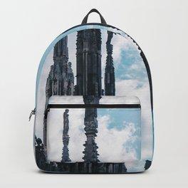 Medusa has good timing Backpack