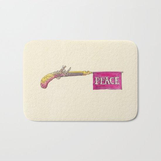 Peace Bath Mat
