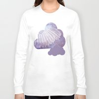 wings Long Sleeve T-shirts featuring WINGS by INA FineArt