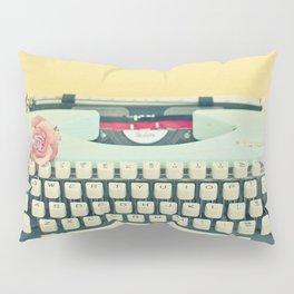 The Typewriter Pillow Sham
