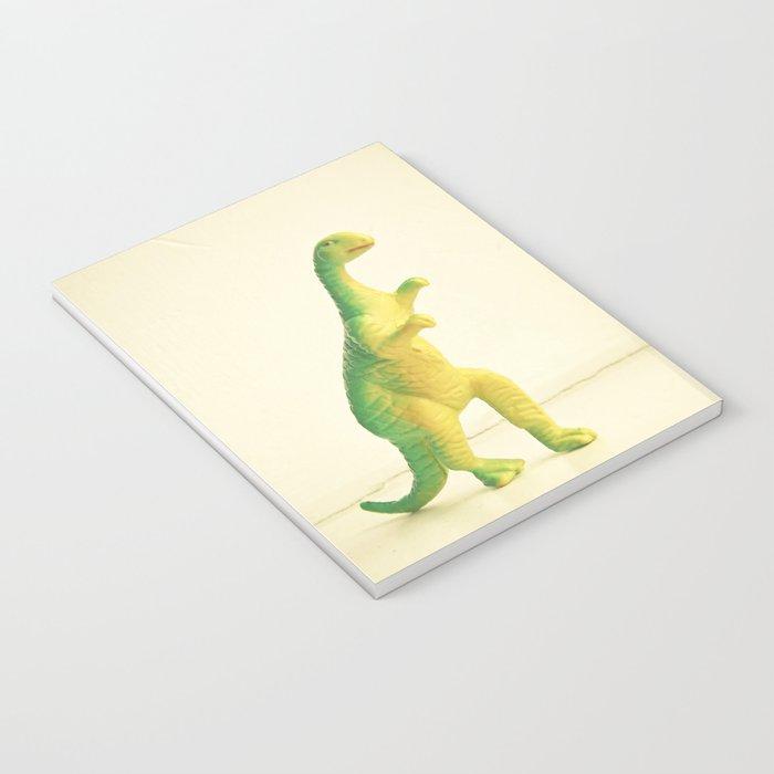 Dinosaur Attack Notebook