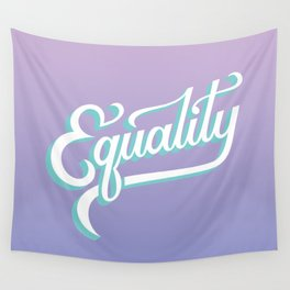 Equality Wall Tapestry