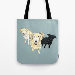 Riley, Mandy, Tilly Tote Bag
