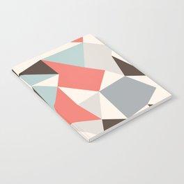 Mod Hues Tris Notebook