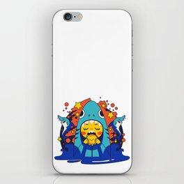 Overbite: Jawbreaker 3 iPhone Skin