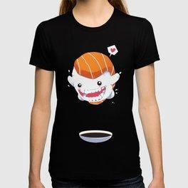 Sushi Cannonball T-shirt