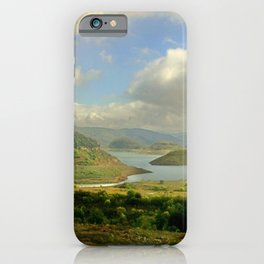 Alpine Ranges iPhone Case