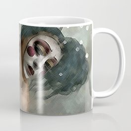 DANCE IS SILENT POETRY Coffee Mug