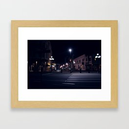 Napier Framed Art Print