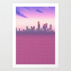 Landscscape XXXIII Art Print