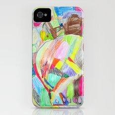 Skeleton Bone Slim Case iPhone (4, 4s)