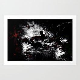Experimental Photography#8 Art Print