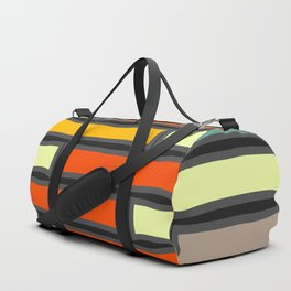 Joyful rectangles Duffle Bag