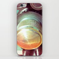 frames iPhone & iPod Skins featuring Frames by Leandro