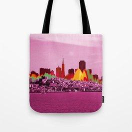 San Fransico Tote Bag