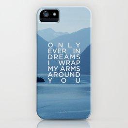 Sad Dream / Sky Ferreira iPhone Case