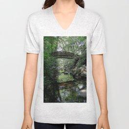 Bridge Reflections Unisex V-Neck