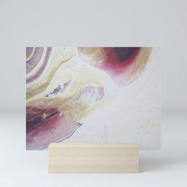 bio geo Mini Art Print