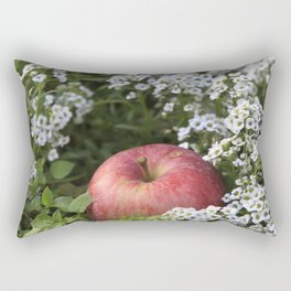 Snow White´s Apple Rectangular Pillow