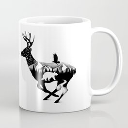 IN THE DUSK Coffee Mug