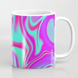 Mad Hatter Color Melt Tyedye Coffee Mug