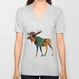 NORTH WOODS Unisex V-Neck