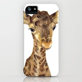 Giraffe#2 iPhone Case