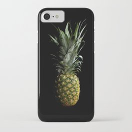 Dark Pineapple iPhone Case