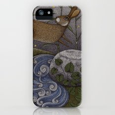 Swamp Rabbit's Reedy River Race iPhone (5, 5s) Slim Case