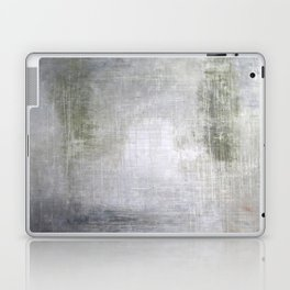 """1234-1 green elegance wall"" Laptop & iPad Skin"