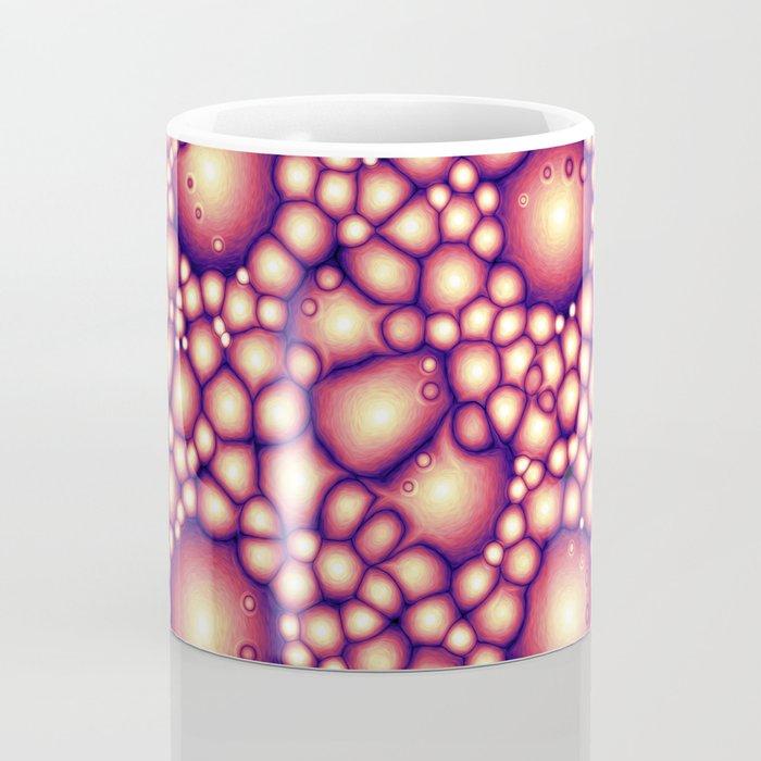 Alien Molecular Structure  Coffee Mug