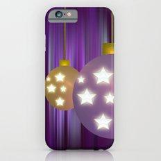 Christmas Balls iPhone 6s Slim Case
