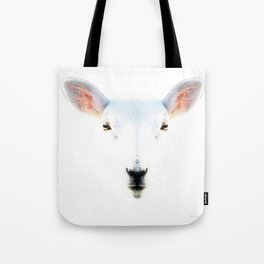 The White Sheep By Sharon Cummings Tote Bag