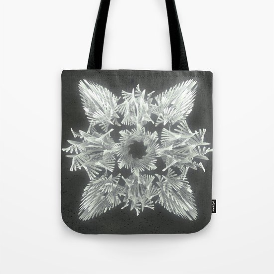 A Winged Debacle Tote Bag