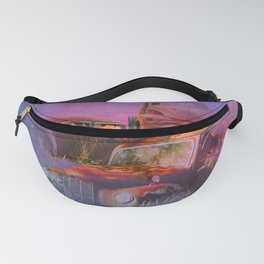 cars lost in the mist of time Fanny Pack