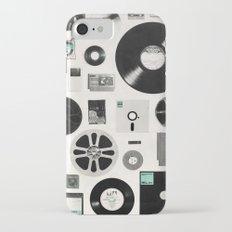 Data iPhone 7 Slim Case